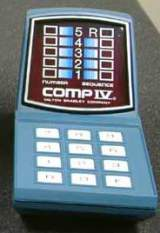 Comp IV [Model 4751] the Electronic Game (Handheld)