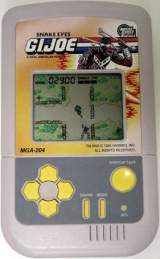 G.I. Joe - Snake Eyes [Model MGA-204] the  Handheld Electronic Game