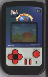 Mappy [Model MGA-214] the Electronic Game (Handheld)