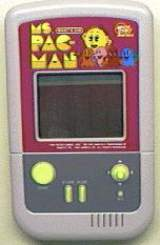 Ms. Pac Man [Model MGA-208] the  Handheld Electronic Game
