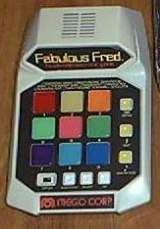Fabulous Fred [Model 72155] the Electronic Game (Handheld)