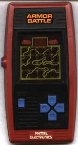 Armor Battle [Model 2938] the Electronic Game (Handheld)
