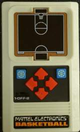 Basketball [Model 2437] the  Handheld Electronic Game
