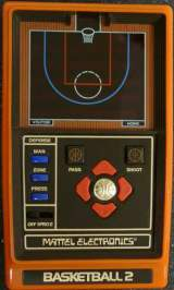 Basketball 2 [Model 1645] the  Handheld Electronic Game