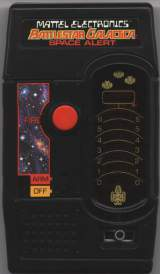 Battlestar Galactica - Space Alert [Model 2448] the  Handheld Electronic Game