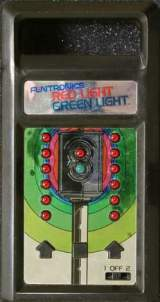 Red Light Green Light [Model 1604] the  Handheld Electronic Game