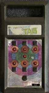 TAG [Model 1497] the  Handheld Electronic Game