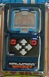 Mattel Classic Hockey [Model 07804] the  Handheld Electronic Game
