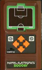Soccer [Model 2678] the  Handheld Electronic Game