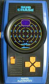 Sub Chase [Model 2937] the  Handheld Electronic Game