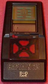 Captain 25 the Electronic Game (Handheld)
