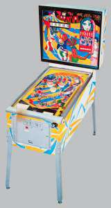 Carnival the Coin-op Pinball
