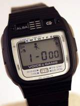 Voice & Game [Model Y829] the  Watch (Electronic Game)