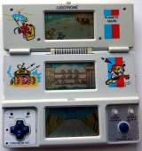 Planete Mars the  Handheld Electronic Game