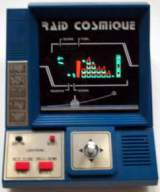 Raid Cosmique the  Tabletop Electronic Game