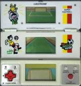 Super Football the  Handheld Electronic Game