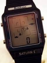 Saturn I the  Watch (Electronic Game)