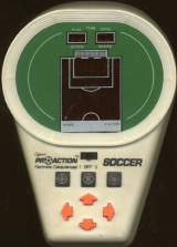 Pro-Action Soccer the  Handheld Electronic Game