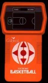 Electronic Basketball [Model 06] the Handheld Electronic Game