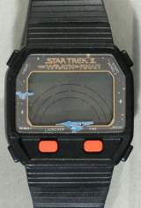 Star Trek II - The Wrath of Khan the  Watch (Electronic Game)