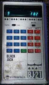 Black Jack Calculator the Electronic Game (Handheld)