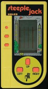 Steeple Jack the  Handheld Electronic Game