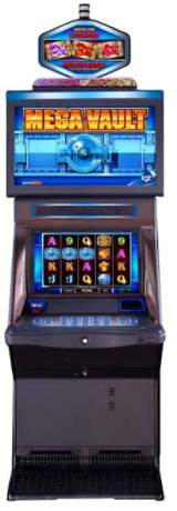 Mega Vault the  Slot Machine