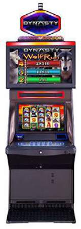 Wolf Run Dynasty Edition the  Slot Machine