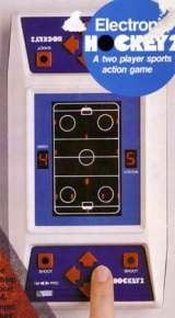 Electronic Hockey 2 the  Handheld Electronic Game