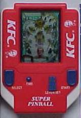 Super Pinball the  Handheld Electronic Game