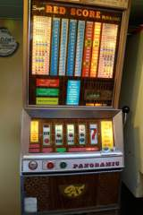 Panoramic Red Score the Slot Machine
