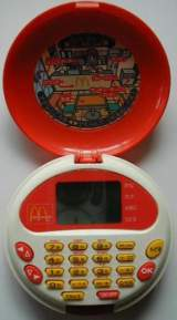 Work Challenge the Electronic Game (Handheld)