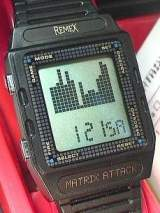 Matrix Attack the  Watch (Electronic Game)