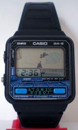 Atomic Robot [Model GA-5] the  Watch (Electronic Game)