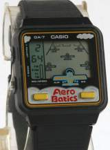 Aero Batics [Model GA-7] the  Watch (Electronic Game)