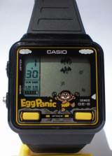 Egg Panic [Model GE-6] the  Watch (Electronic Game)