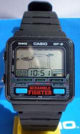 Scramble Fighter [Model GF-2] the  Watch (Electronic Game)