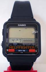 Heli-Fighter [Model GH-16] the Electronic Game (Watch)
