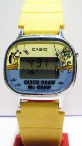 Quick Draw Mc Graw [Model AG-21] the  Watch (Electronic Game)