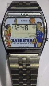Basketball [Model GF-11] the Electronic Game (Watch)