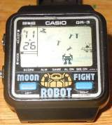 Moon Fight Robot [Model GR-3] the Electronic Game (Watch)