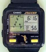 Soccer [Model GS-11] the  Watch (Electronic Game)