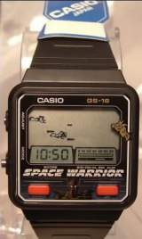 Space Warrior [Model GS-16] the  Watch (Electronic Game)