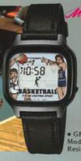 Basketball [Model GF-1] the Watch (Electronic Game)