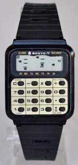 Sanyo-V the  Watch (Electronic Game)