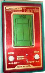 Twin Game Tennis [Model TG-002] the Handheld Electronic Game