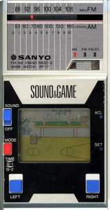 Sound & Game [Model RP-77] the Handheld Electronic Game