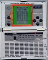 Radi-Game [Model RG-1] the  Handheld Electronic Game