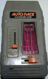 Auto Race [Model HG-89] the  Handheld Electronic Game