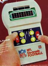 NFL Electronic Football [Model 800] the  Handheld Electronic Game